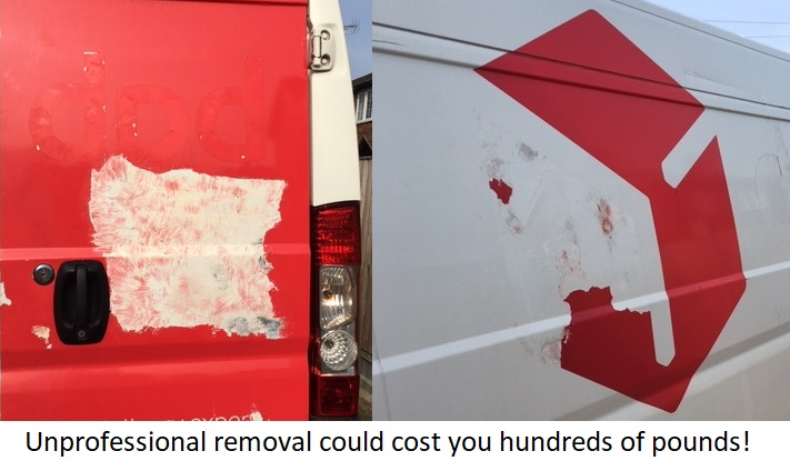 b299f073b Vehicle graphics and sign writing removal in Essex