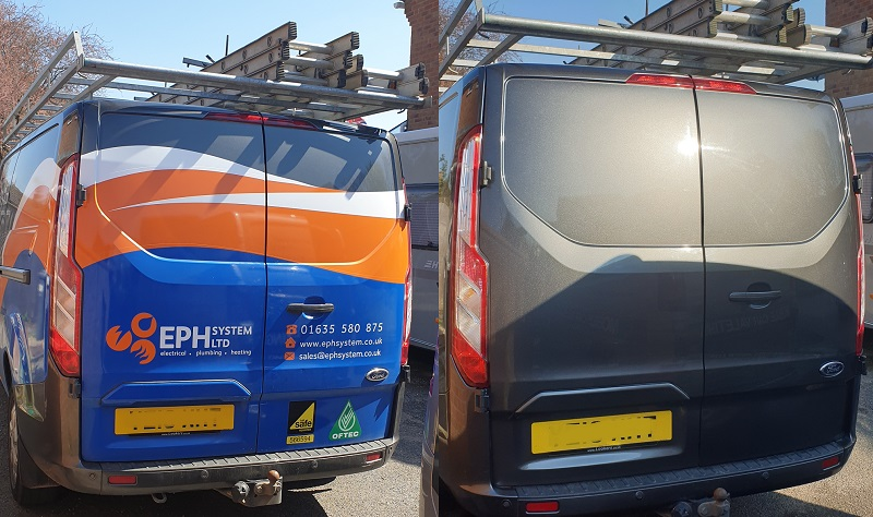 Autovaletdirect Signwriting Graphics And Decal Removal