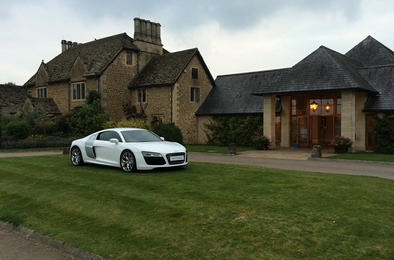 Autovaletdirect supply services at the Audi Quattro Cup for the seventh year