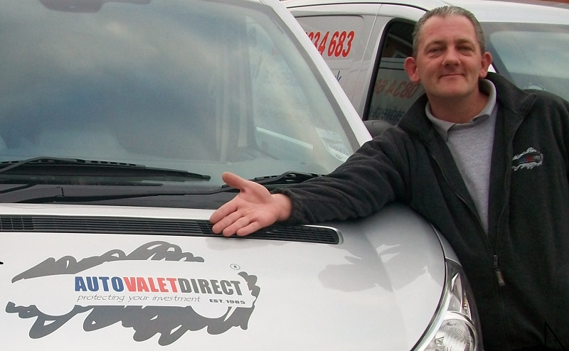 Autovaletdirect franchise is a dream job for me