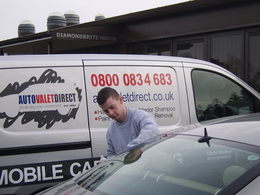 Young owner thrives in Autovaletdirect franchise system