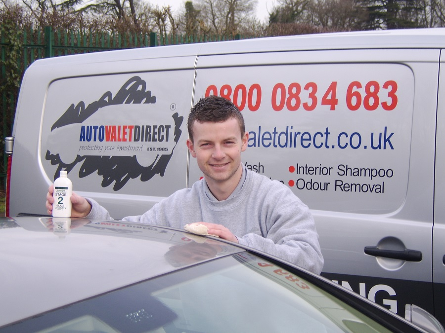 Autovaletdirect franchise supports all the way
