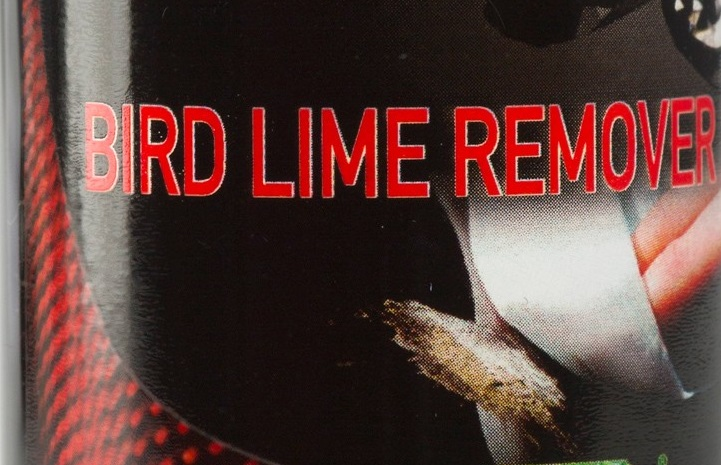 Bird Lime Neutraliser and Remover