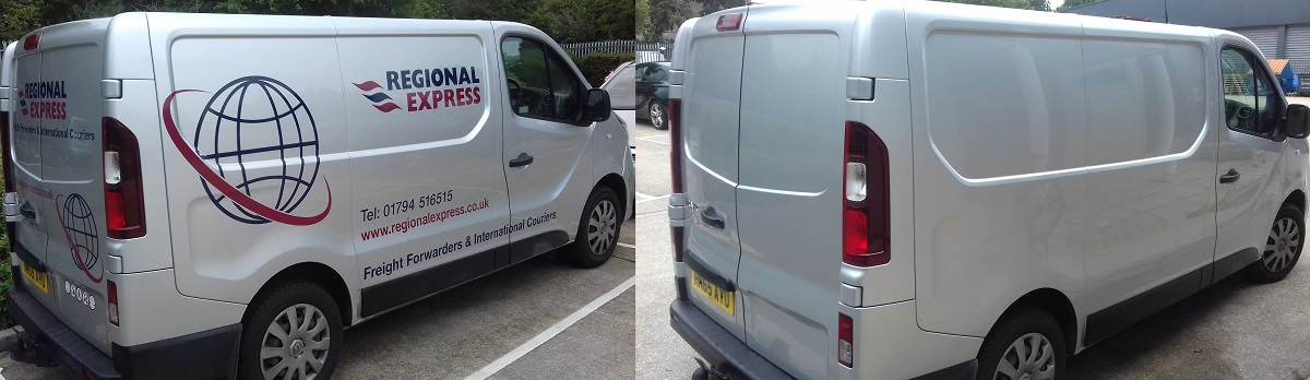 Autovaletdirect Signwriting, Graphics and Decal Removal Services Undertaken page 15