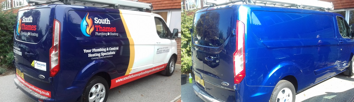 Autovaletdirect Signwriting, Graphics and Decal Removal Services Undertaken page 16