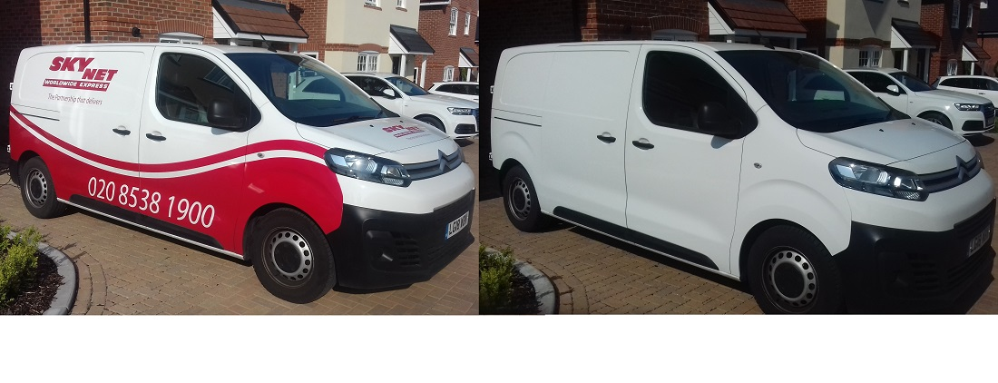 Autovaletdirect Signwriting, Graphics and Decal Removal Services Undertaken page 12