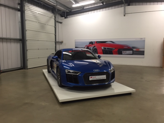 Autovaletdirect back at Silverstone for the Audi Fleet Preview