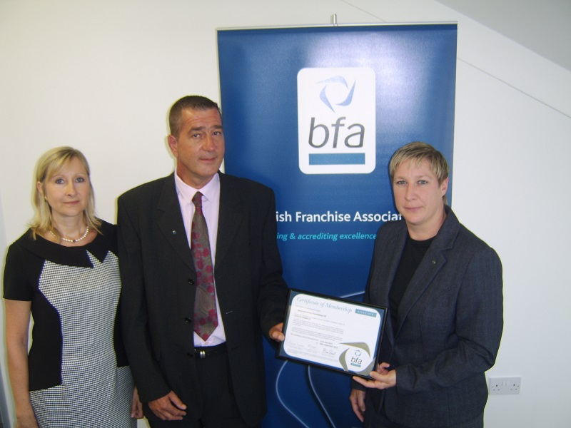 Autovaletdirect awarded upgrade to bfa Associate Member.