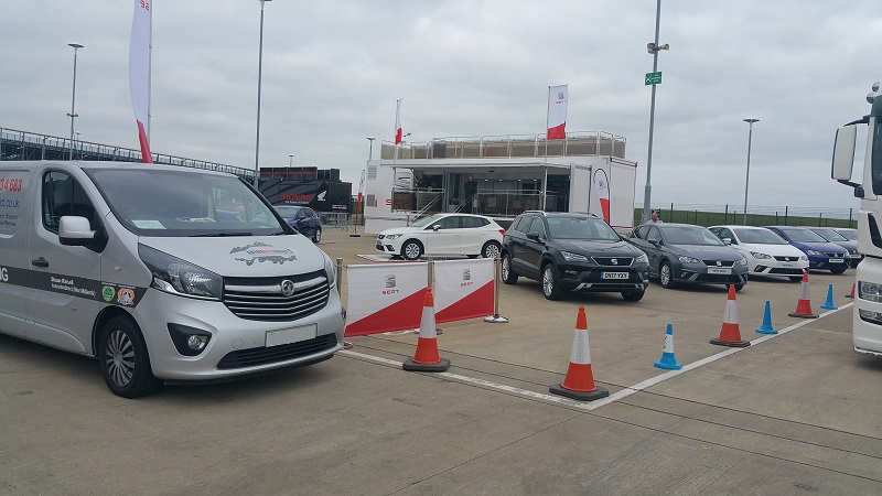 Autovaletdirect Franchisees return to the Fleet World Fleet Show at Silverstone