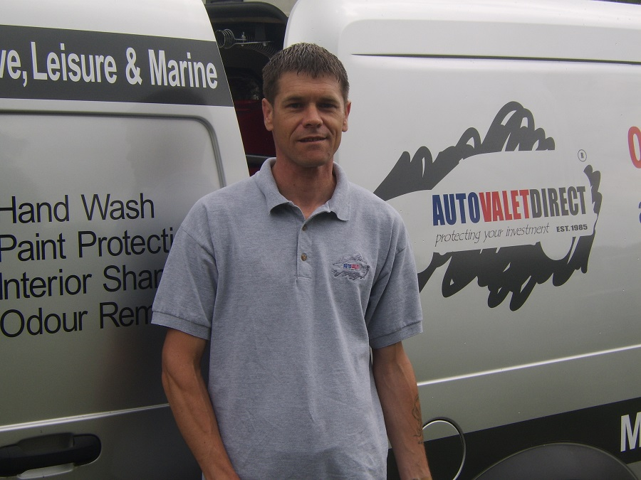 Autovaletdirect franchisee believes in good service