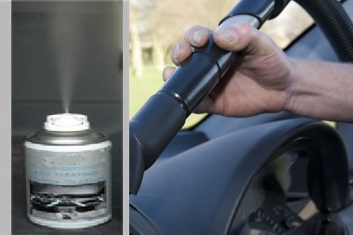 Reducing the risk of Exposure to Harmful Germs, Viruses and Bacteria to your vehicles