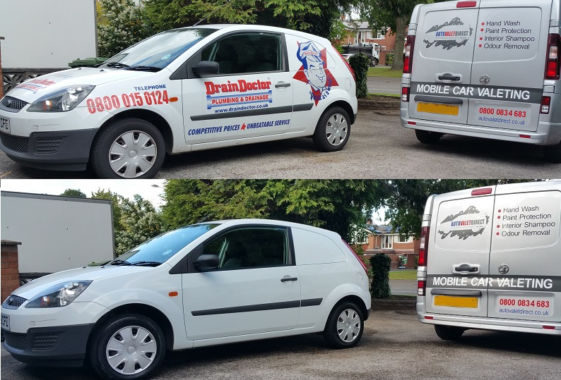 Autovaletdirect Signwriting, Graphics and Decal Removal Services Undertaken page 3