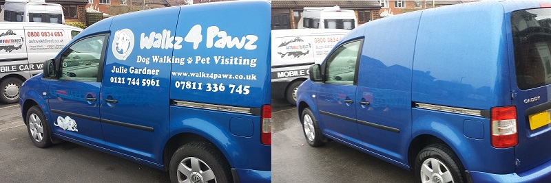 Autovaletdirect vehicle graphics and sign writing removal Franchise