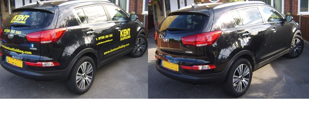 Autovaletdirect Signwriting, Graphics and Decal Removal Services Undertaken page 9