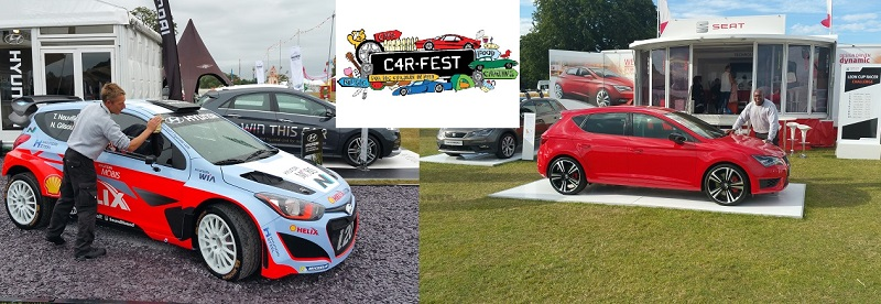 Autovaletdirect franchisees deliver services at CarFest North