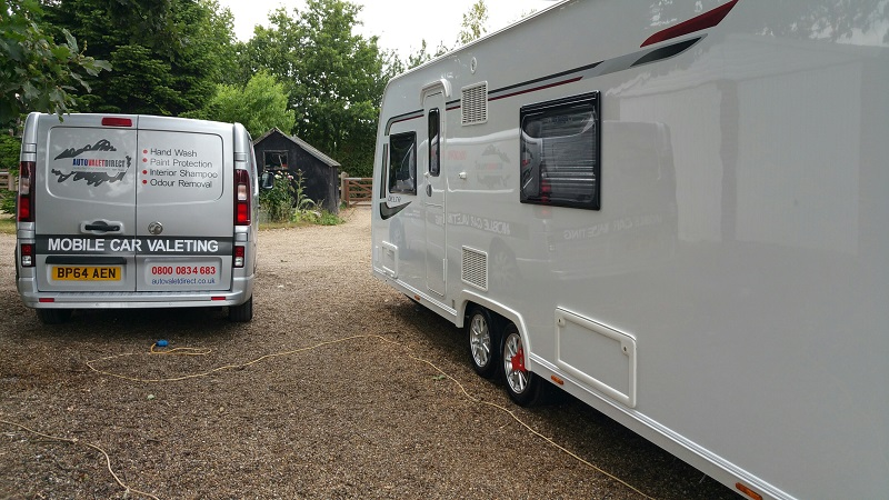 And Motorhome Mobile Cleaning And Valeting