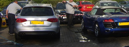 Hand Car Wash business and Franchise