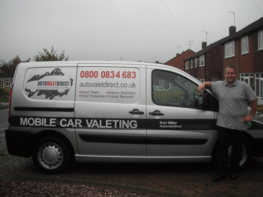 Enjoying the expertise of the Autovaletdirect franchise