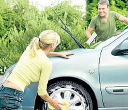 Autovaletdirect franchise gives car valet tips to Telegraph readers