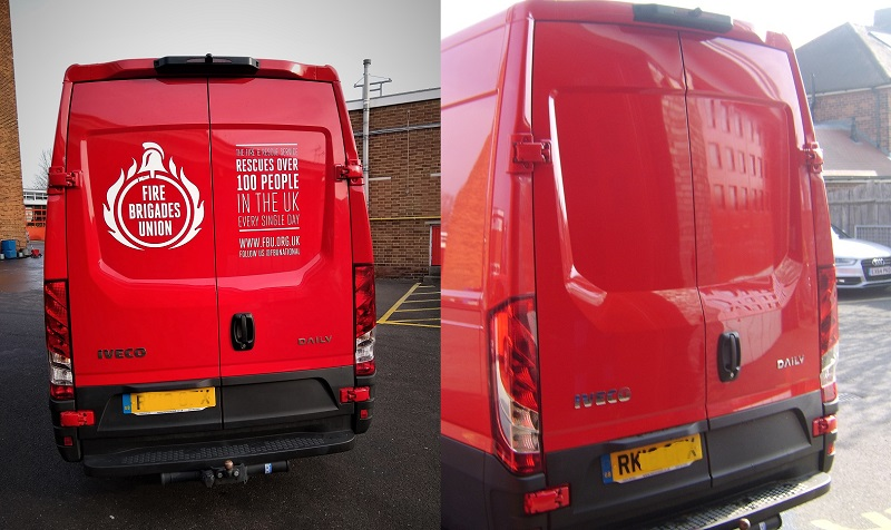 Autovaletdirect Signwriting, Graphics and Decal Removal Services Undertaken page 5