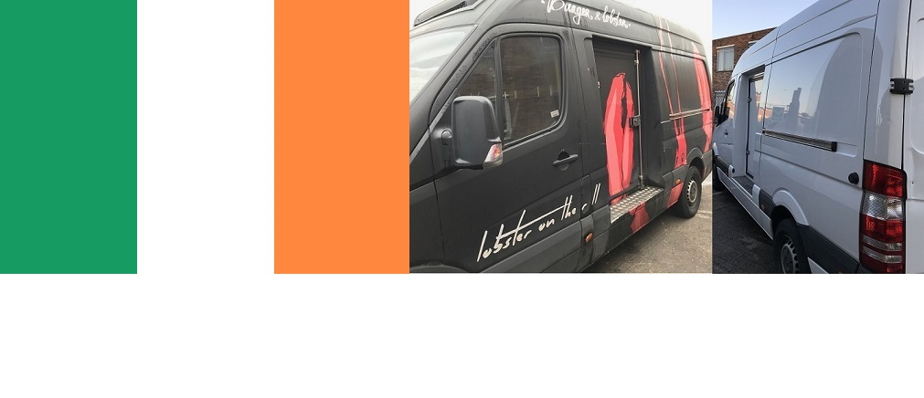 Vehicle graphics and sign writing removal in Ireland